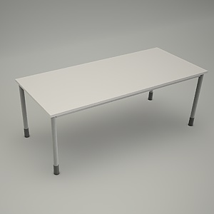free 3d models - HEBE conference table BO12