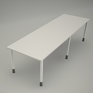free 3d models - HEBE conference table BO13