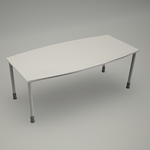 free 3d models - HEBE conference table BO14