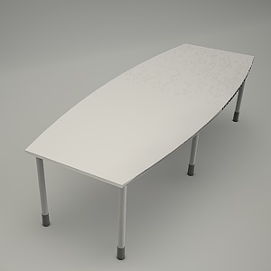 free 3d models - HEBE conference table BO15