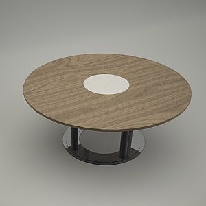 free 3d models - HEBE conference table BS07
