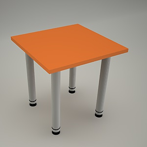 free 3d models - HEBE office table BS06