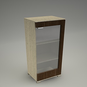 free 3d models - TIRION cabinet M306