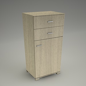 free 3d models - TIRION cabinet M308