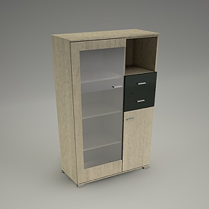 free 3d models - TIRION cabinet M401