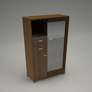 free 3d models - TIRION cabinet M402