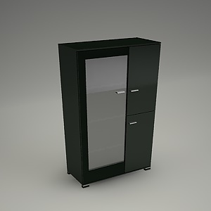 free 3d models - TIRION cabinet M405