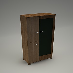 free 3d models - TIRION cabinet M406