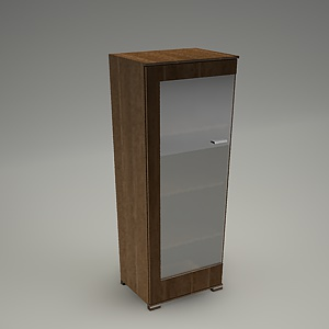 free 3d models - TIRION cabinet M407