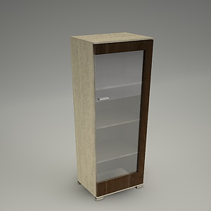free 3d models - TIRION cabinet M408