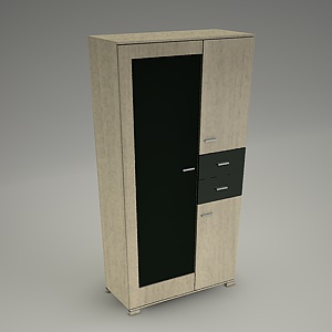 free 3d models - TIRION cabinet M501