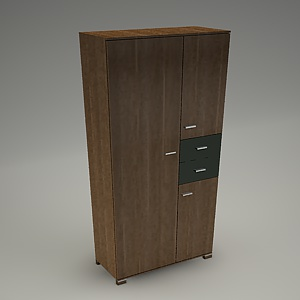 free 3d models - TIRION cabinet M505