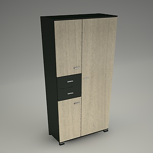 free 3d models - TIRION cabinet M506