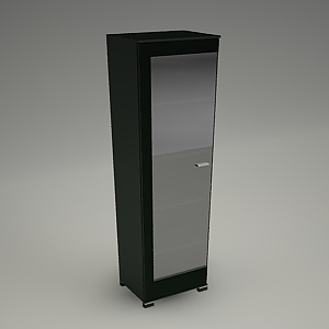 free 3d models - TIRION cabinet M507