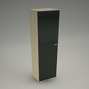 free 3d models - TIRION cabinet M509