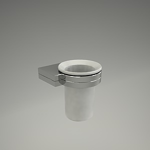 A-QA bathroom cup 3d model - 4897505_3