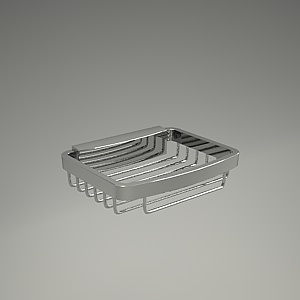 A-QA soap dish 3d model - 4898605_3