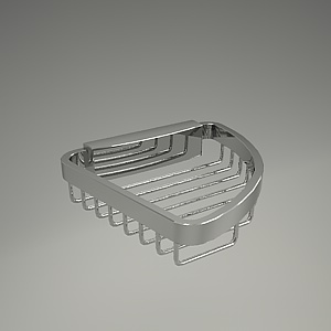 A-QA soap dish 3d model - 4898705_3