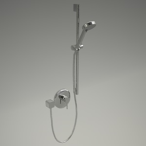 free 3d models - A-QA shower set 388600576+6563005-00