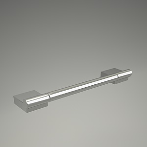 A-QA bath hanger 3d model - 4898105_3