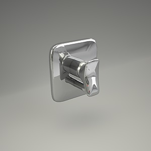 free 3d models - AMBIENTA shower mixer 535150575_3