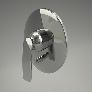 free 3d models - BALANCE shower mixer 526500575_3