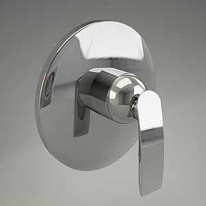 free 3d models - BALANCE shower mixer 527180575_3