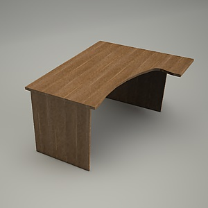 free 3d models - Desk HEBE BP07