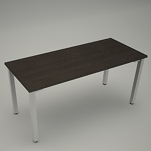 Desk HEBE plain BK01