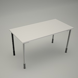 free 3d models - Desk HEBE plain BO02
