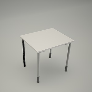 free 3d models - Desk HEBE plain BO04