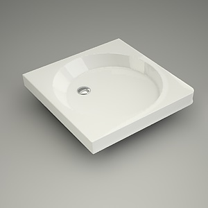 square shower tray VIKING 80 panel