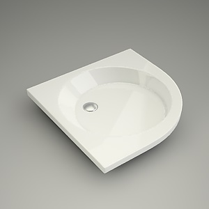 half-round tray VIKING 80
