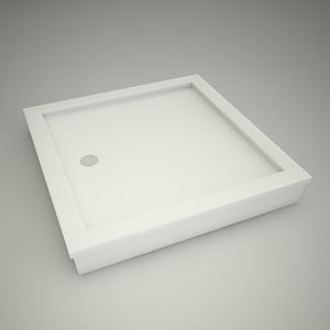 Shower tray terra 100cm