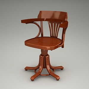 free 3d models - FAMEG armchair 3d model B-9451
