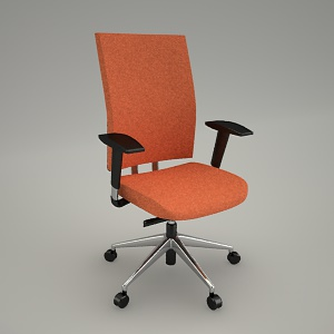 free 3d models - Chair EKTA EK 102