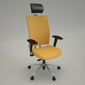 free 3d models - Chair EKTA EK 103