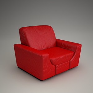 Mateo Armchair 3d model
