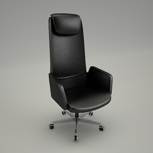 swivel chair 3d model IN ACCESS AC 103