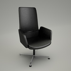 free 3d models - swivel chair 3d model IN ACCESS AC 210