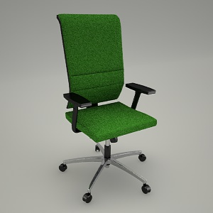 swivel chair model 3d - JOTT JT 1T2