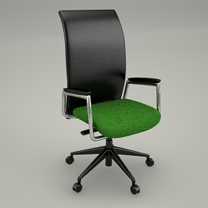 free 3d models - swivel chair STRING SR 102