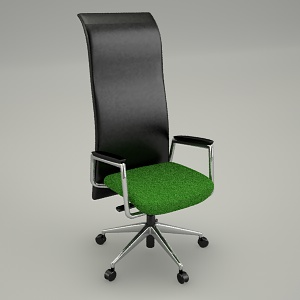 free 3d models - swivel chair STRING SR 103