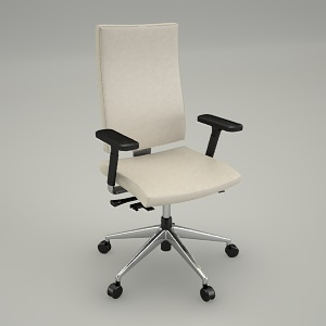 free 3d models - swivel chair VECTOR VT 102