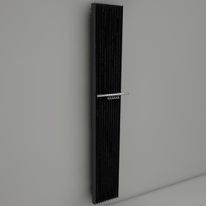 wall radiator IGUANA ALPLANO HAT RACK