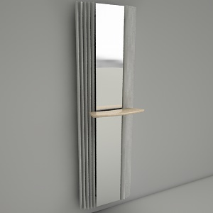 wall radiator IGUANA VISIO LARGE TABLE