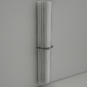 wall radiator IGUANA CIRCO HAT RACK