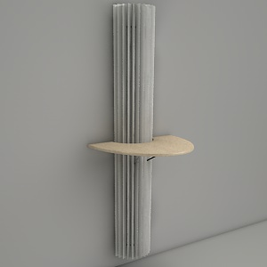 wall radiator IGUANA CIRCO TABLE