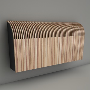 wall radiator KNOCKONWOOD 6 30x60