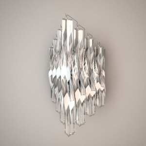 free 3d models - Wall lamp 3D model - BILBAO